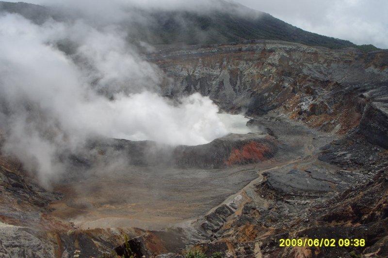 Volcan Poas 160