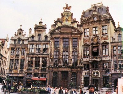 Brussels Grand Place 1