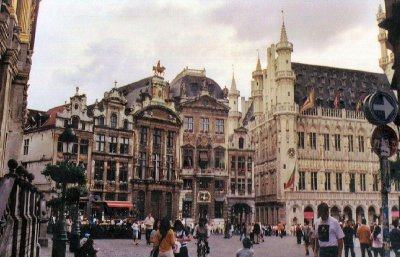 Brussels Grand Place 2