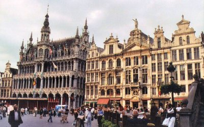 Brussels Grand Place 4