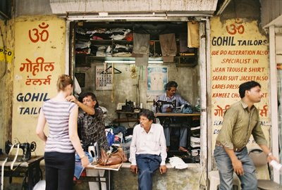 Tailor's Shop in Mumbai