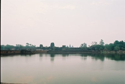 Cambodia, Angkor Wat early morning