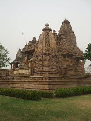 Temples at Kajuraho
