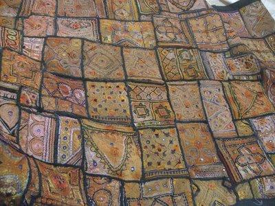 Fabrics in Jaisalmer