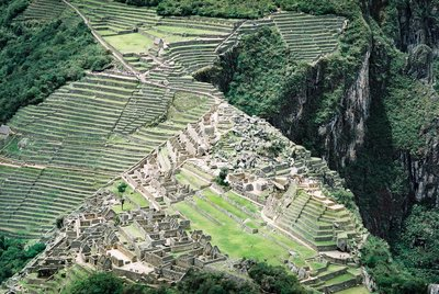 Machupicchu from Waynapicchu 2