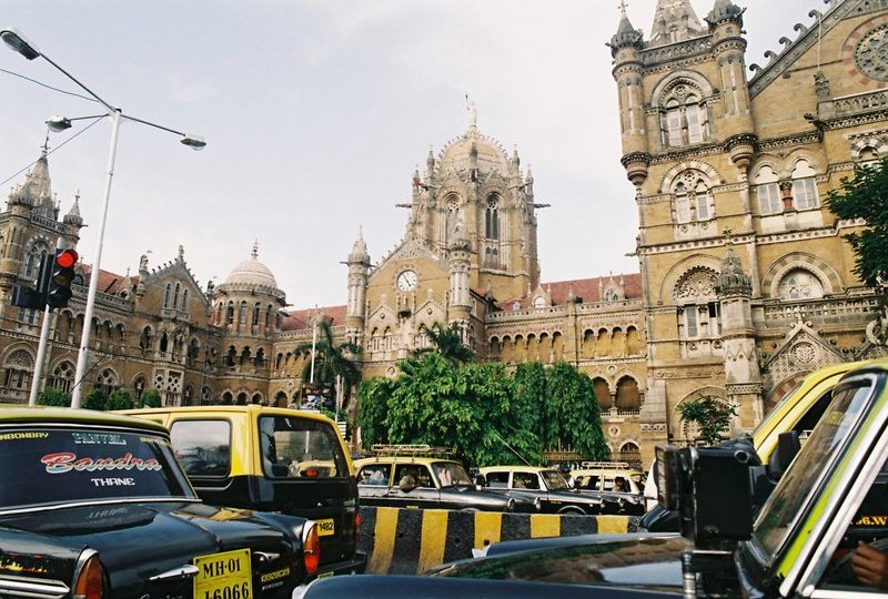 The Victoria Exchange in Mumbai