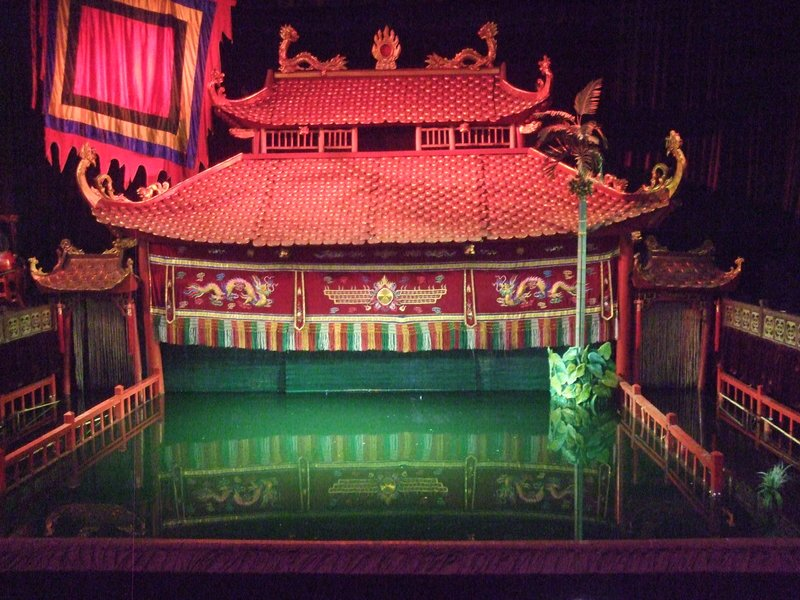 The Water Puppet Theatre, Ha Noi