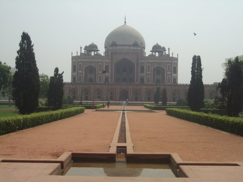 Humayun's Tomb 2