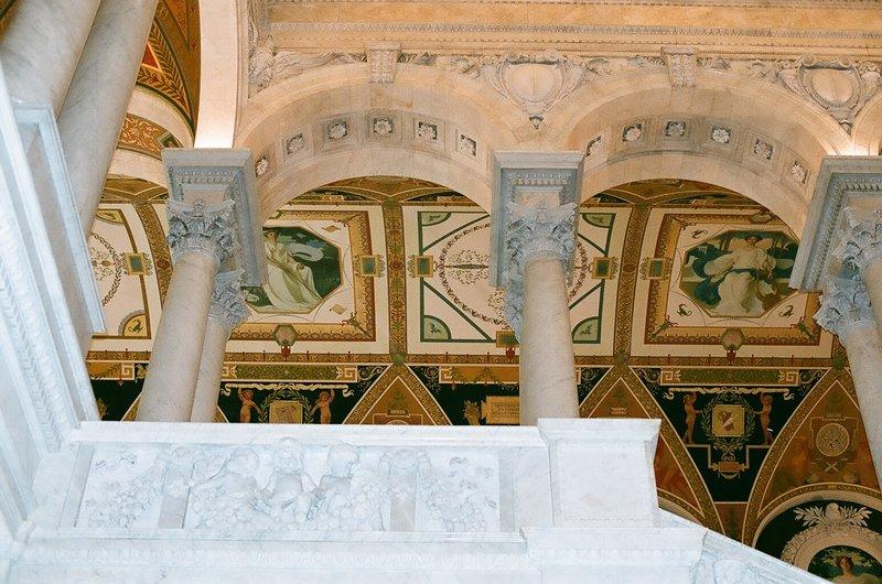 The Library of Congress, Washington DC