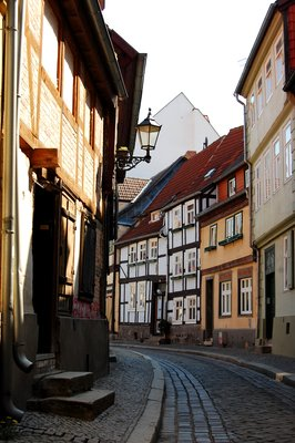 Quedlingburg street
