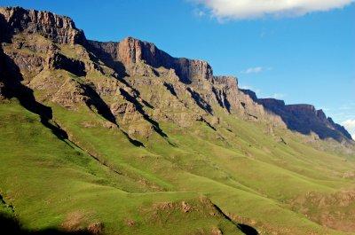 Drakensberg ridges