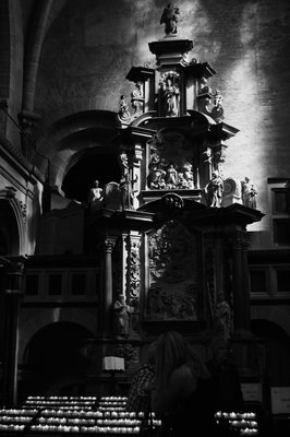 Speyer Cathedral candles