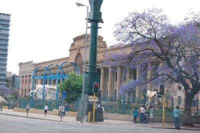 Pretoria street scene
