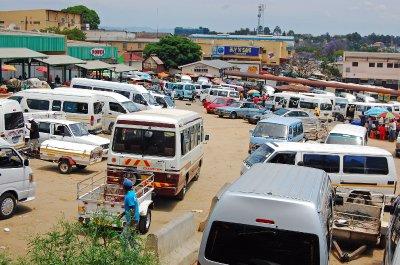 Manzini Bus station