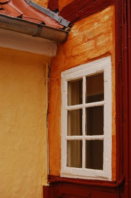 Window in Faaborg