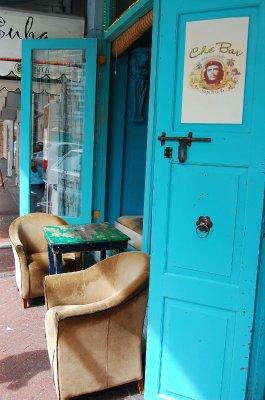 Cafe on Long Street
