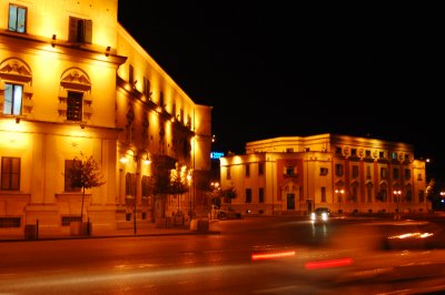 Tirana puppet theatre