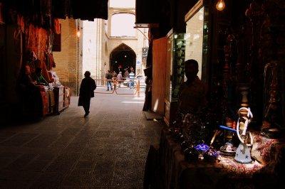 Bazaars in Esfahan