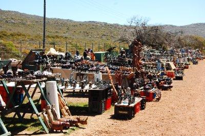 Roadside Souvinier Stall