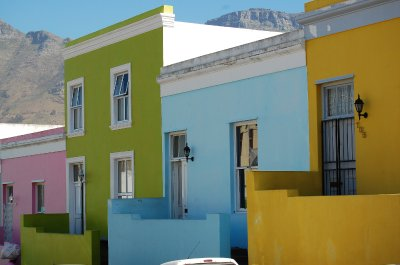 Colourful Cape Town 3