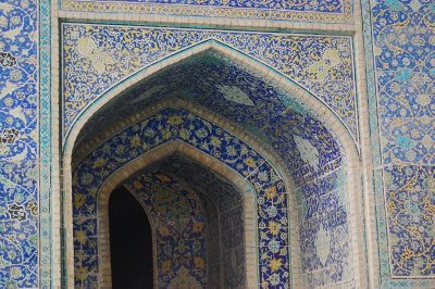 Esfahan mosque 2