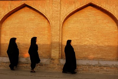 Women in Esfahan