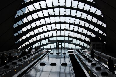 Canary Wharf Tube 4