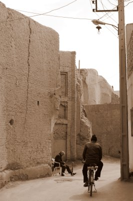 Esfahan Old town