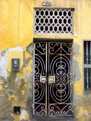 Cartagena doorway2