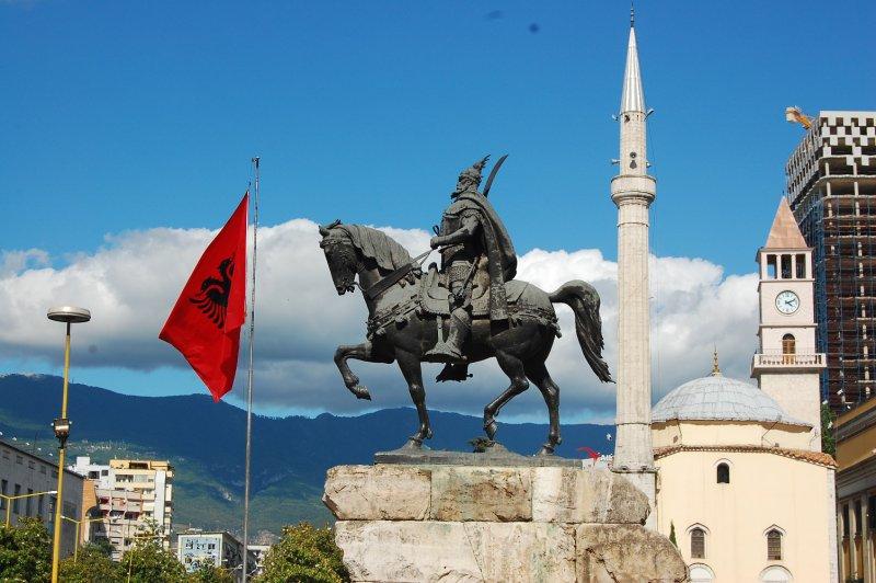 Central Tirana