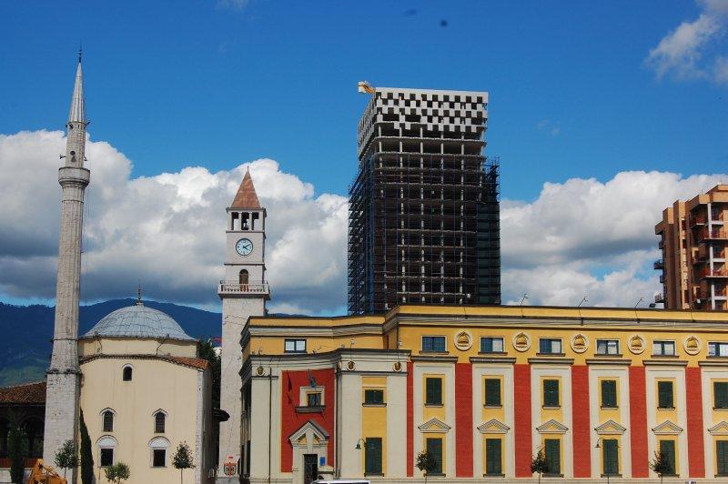 Tirana central 2