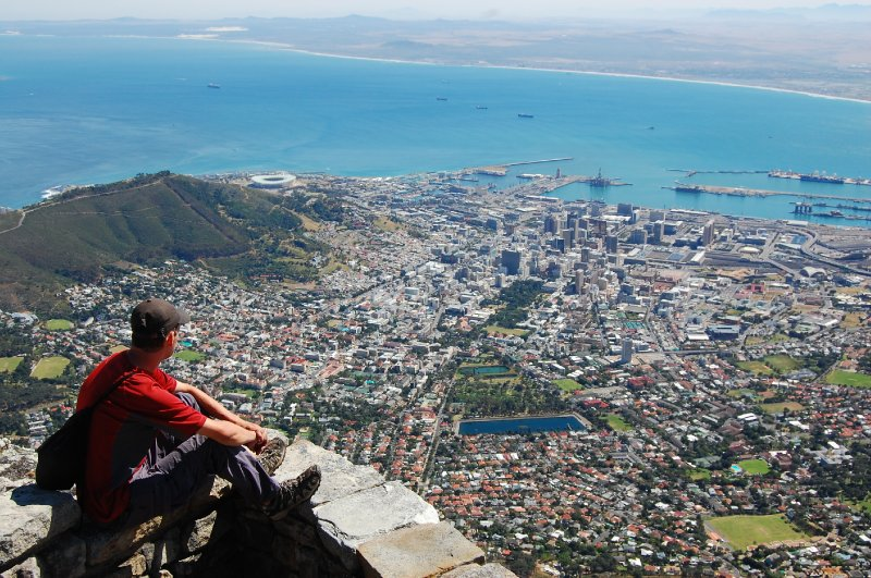 Rich and Cape Town