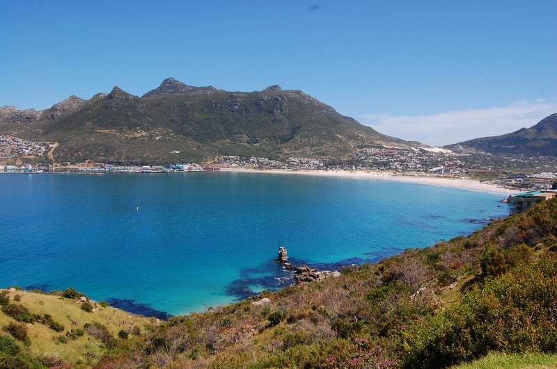 On the road from Cape Town to Simon's Town