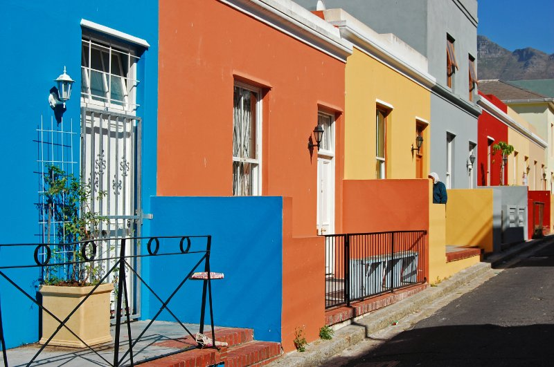 Colours of Cape Town