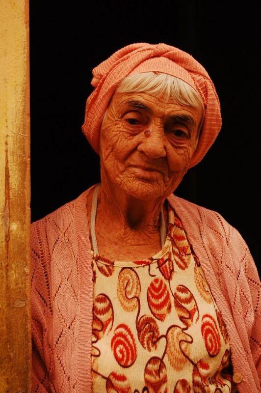 lady in Havana