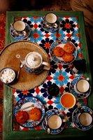 Tea break in Esfahan