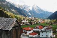 Driving through Austria