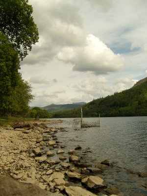 Sunshine on the Loch