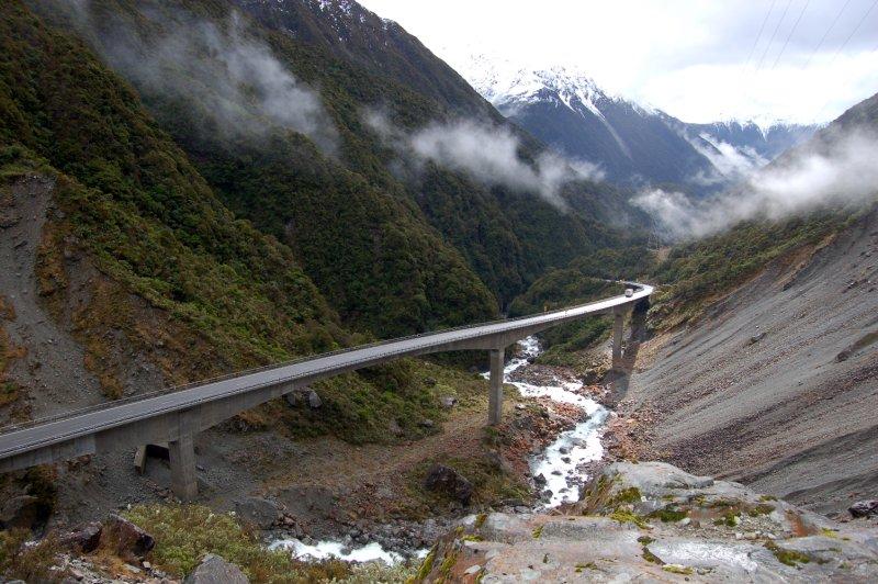 Otira Viaduct - Arthur's Pass