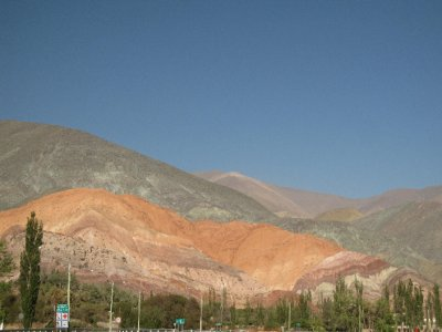 Mountain of 7 colors (Jujuy)