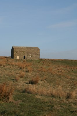 Typical Stone Barn, Upper Swaledale