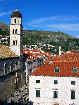 Main Street Dubrovnik