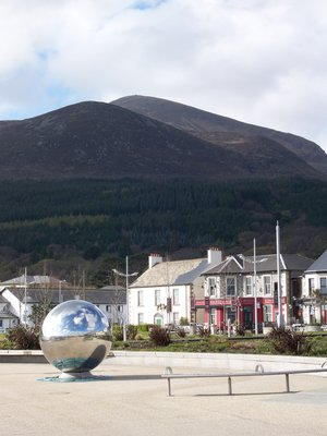 Newcastle and Slieve Donard