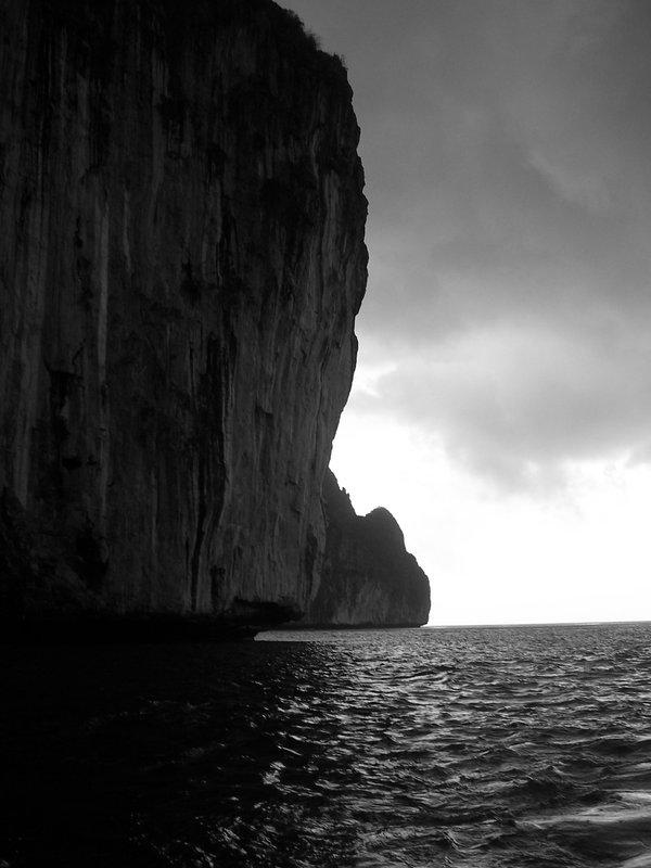 A Storm Passes, Koh Phi Phi Leh