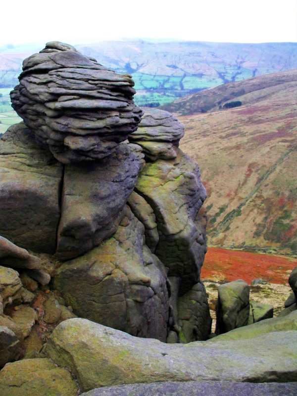 Peak District - Kinder Scout