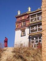 Sompasteling Monastery, near Zhongdian