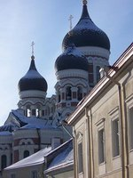 Orthodox Cathedral, Tallinn