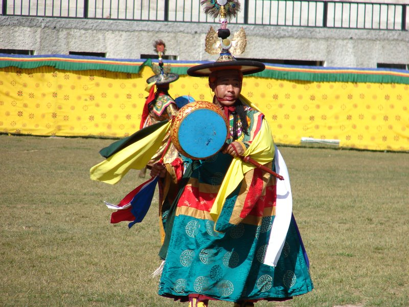Traditional Dancer