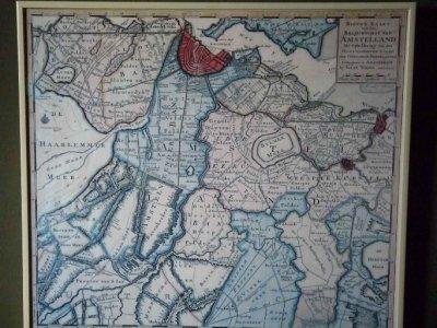 Amstel Map