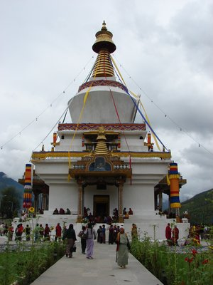 The National Memorial Chorten
